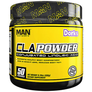 CLA Powder Dorks by MAN Sports (50 Servings)
