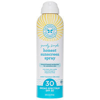 The Honest Co. Honest Mineral Sunscreen Spray SPF 30