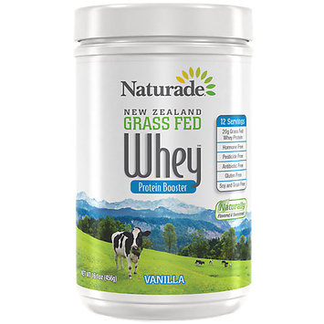 Naturade Products New Zealand Grass Fed Whey