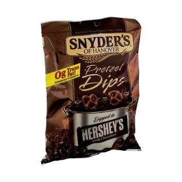 Snyder's of Hanover Milk Chocolate Pretzel Dips