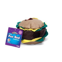 Super Pet Hamburger Fun Bed for Hamster