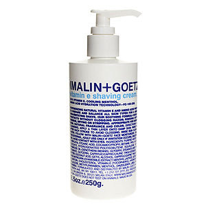MALIN+GOETZ Vitamin E Shave Cream Pump