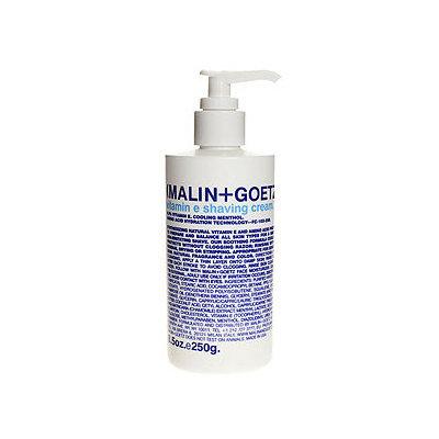 MALIN+GOETZ Vitamin E Shave Cream Pump