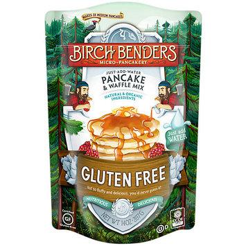Birch Benders - Pancake and Waffle Mix Gluten Free - 14 oz.