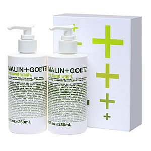 MALIN+GOETZ Rum & Lime Hand Wash Set