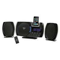 Jensen Docking Digital Music System with CD for iPod & iPhone JIMS-260I