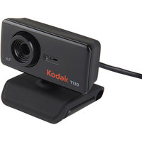 Kodak 4 MP Webcam With Built in Microphone - T130