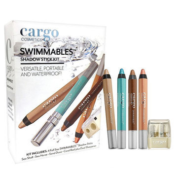 CARGO Swimmables Shadow Stick Gift Kit Set (Sand Dune/Coral)