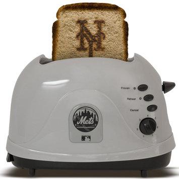 Pangea Brands - ProToast New York Mets 2-Slice Toaster - Silver