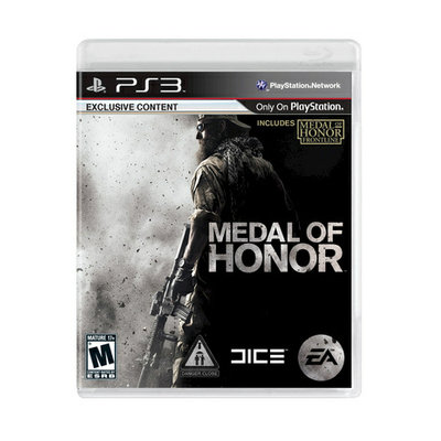 Electronic Arts Medal of Honor (PlayStation 3)