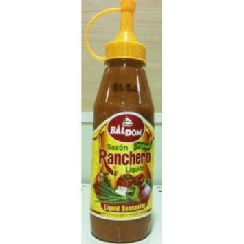 Baldom Sazon Ranchero Liquido Original 29 Oz (Pack of 2)