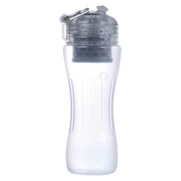 Lc Industries OKO 650ml Bottle With L2 Filter - Clear