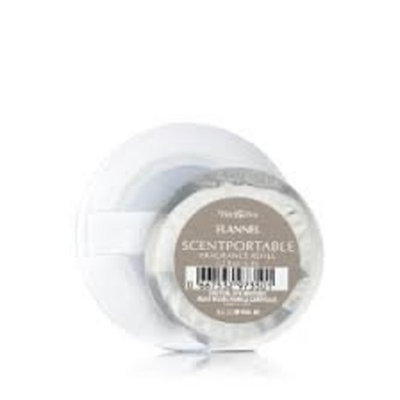 Bath & Body Works Scentportable Fragrance Refill Disc Flannel