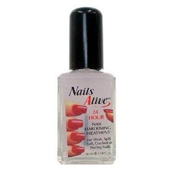 Nails Alive 24 Hour Nail Hardener 1.19oz
