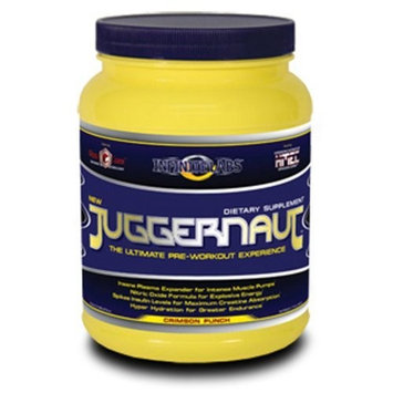 Infinite Labs Juggernaut Crimson Punch, 1.75- Pound Bottle