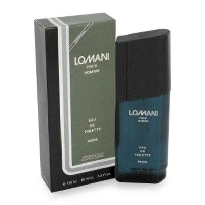 Men by Lomani Lomani By Lomani For Men, Eau De Toilette Spray, 3.3-Ounce Bottle
