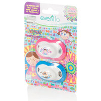 Reduce Evenflo Feeding 2-pk. Distroller Pacifiers (Pink)