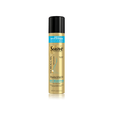 Suave® Professionals Moroccan Infusion Weightless Dry Shampoo