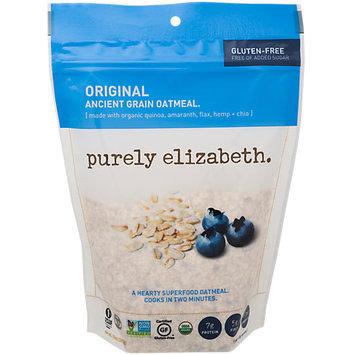 Purely Elizabeth - Organic Ancient Grain Oatmeal Original - 10 oz.