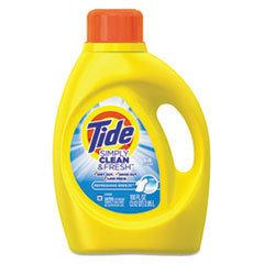 Simply Clean & Fresh Laundry Detergent, Refreshing Breeze, 100 oz Bott