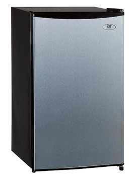Sunpentown SPT Stainless Steel Energy Star Compact Refrigerator