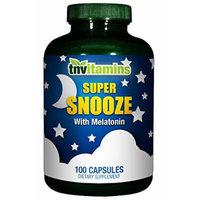 Super Snooze - Sleep Support Formula with Melatonin* - 100 Capsules