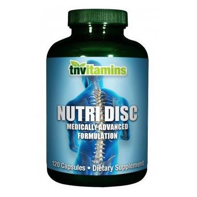 Nutri Disc - Nutritional Support For The Spine* - 120 Tablets