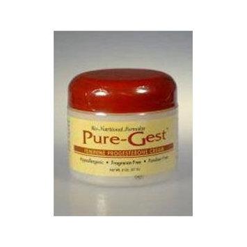 Pure Gest Progesterone Cream - 2 oz.