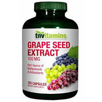 Grape Seed Extract Caps 100 Mg - 120 Capsules