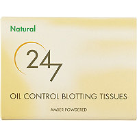 Zon Cosmedix 24/7 Oil Control Blotting Tissues - 65 ct