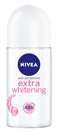 NIVEA Extra Whitening Roll On Deodorant