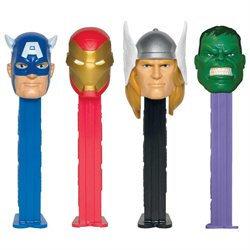 The Avengers PEZ Dispenser