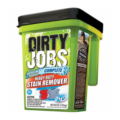 Dirty Jobs Heavy-Duty Stain Remover Powder