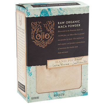 Ojio - Maca Powder Raw Organic - 8 oz.