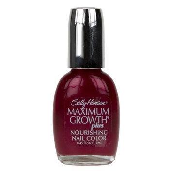 Sally Hansen® Maximum Growth Plus Nourishing Nail Color