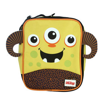 Nuby Monster Lunch Bag (Yellow)