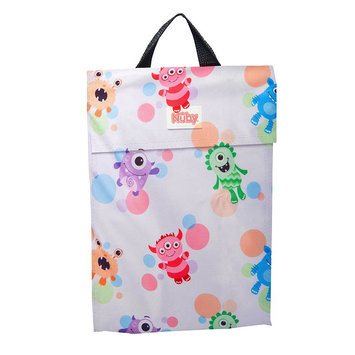 Nuby Insulated Lunch Bag (Monsters)