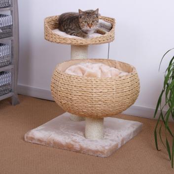 Pet Smart Pet Pals Eco Friendly Doubble Nesting Cat Condo