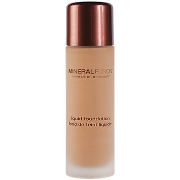 Liquid Foundation Warm 3 Mineral Fusion 1 fl oz Liquid