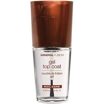 Nail Polish Gel Top Coat Mineral Fusion 0.33 Liquid