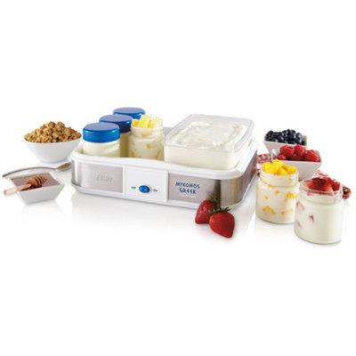 Oster Large Manual Greek Yogurt Maker, White