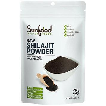 SunFood Himalayan Shilajit Powder 3.5 oz