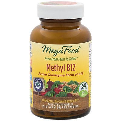 Megafood Methyl B12