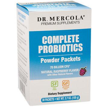 Mercola Complete Probiotics Powder Packets