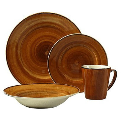 CCA International Kenya 16-pc. Dinnerware Set
