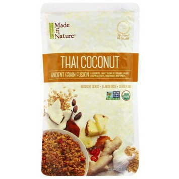 Made in Nature Thai Coconut Ancient Grain Fusion, 8 oz, (Pack of 6)