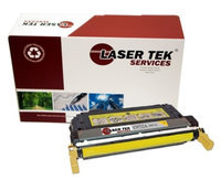 Laser Tek Services Replacement HP C9722A (641A) Yellow High Yield Toner Cartridge