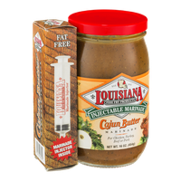 Louisiana Fish Fry Products Injectable Cajun Butter