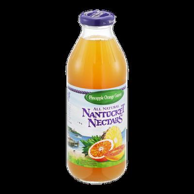 Natucket Nectars All Natural Pineapple Orange Guava