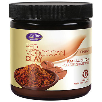 Life Flo Life-Flo - Red Moroccan Clay - 12.5 oz.